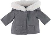 Corolle Dockkläder 36M Parka Grey Jacket