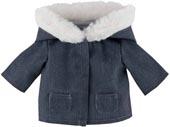 Corolle Dockkläder 36M Parka Bluegrey Jacket
