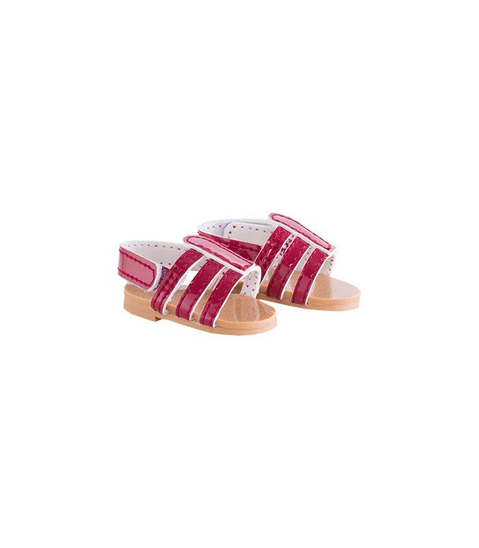 Corolle Dockskor 36M Sandals Cherry