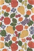 Handduk 40 x 60 cm Frukt*