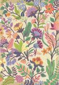 Handduk 35 x 50 cm Colourful