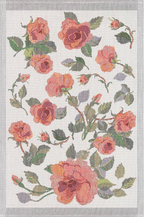 Handduk 40 x 60 cm Rose