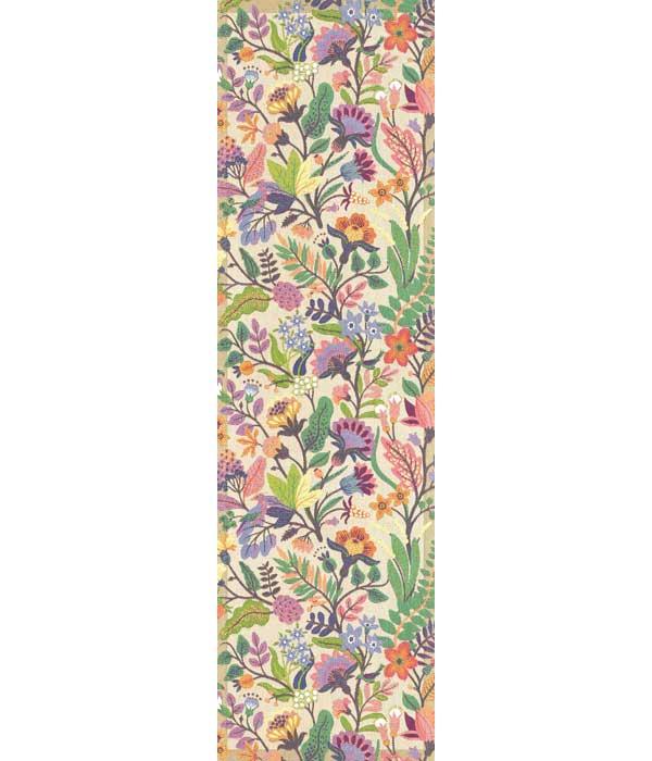 Löpare 35 x 80 cm Colourful