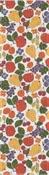 Löpare 35 x 120 cm Frukt