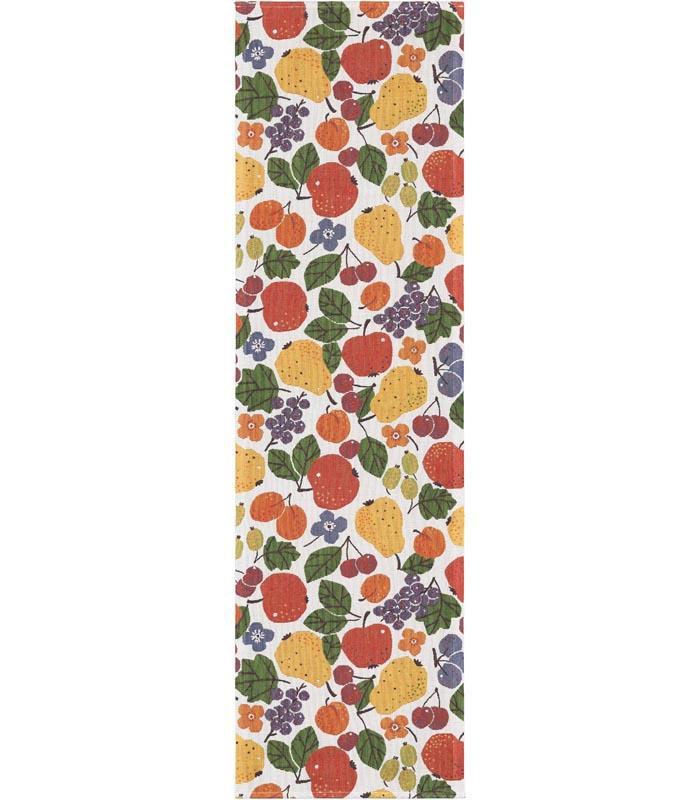 Löpare 35 x 120 cm Frukt*