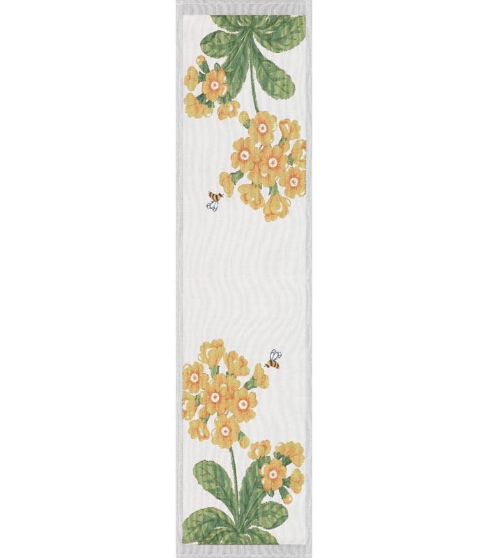 Löpare 35 x 120 cm Primula*