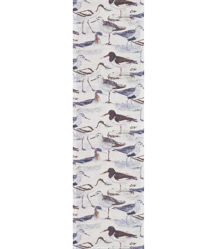 Löpare 35 x 120 cm Strandfågel