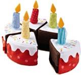 Haba Leksaksmat Födelsedagstårta