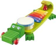 Haba Musikinstrument Krokodil