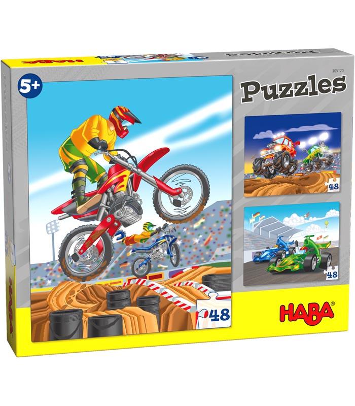 Haba Barnpussel Motorsport
