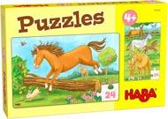 Haba Barnpussel Häst