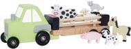 Jabadabado Traktor med djur