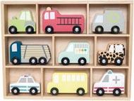 Jabadabado Hylla med bilar