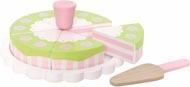 Jabadabado Leksaksmat Prinsesstårta grön