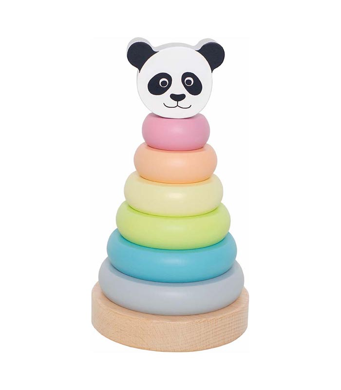 Jabadabado Stapelleksak Panda