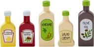 Kids Concept Leksaksmat Flaskset 5 st