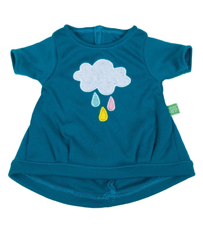 Rubens barn kläder Kids/Ark Klänning moln