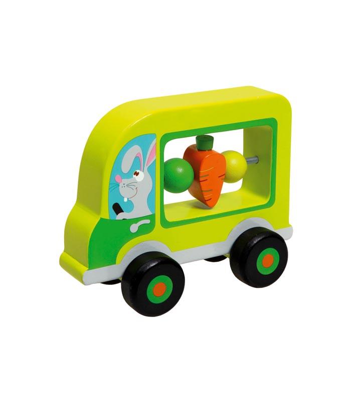 Scratch Min första bil Kanin