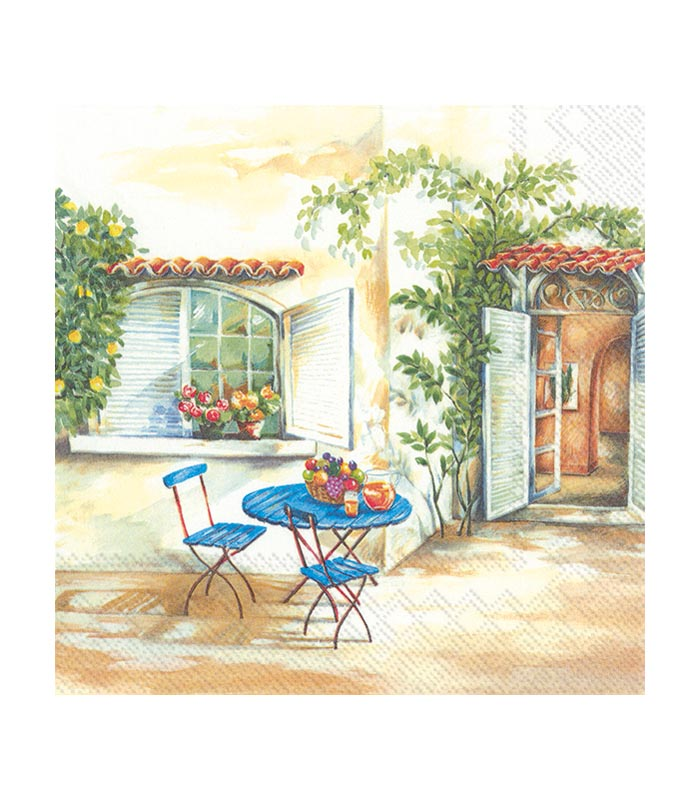 ihr Servetter Toscana Feeling